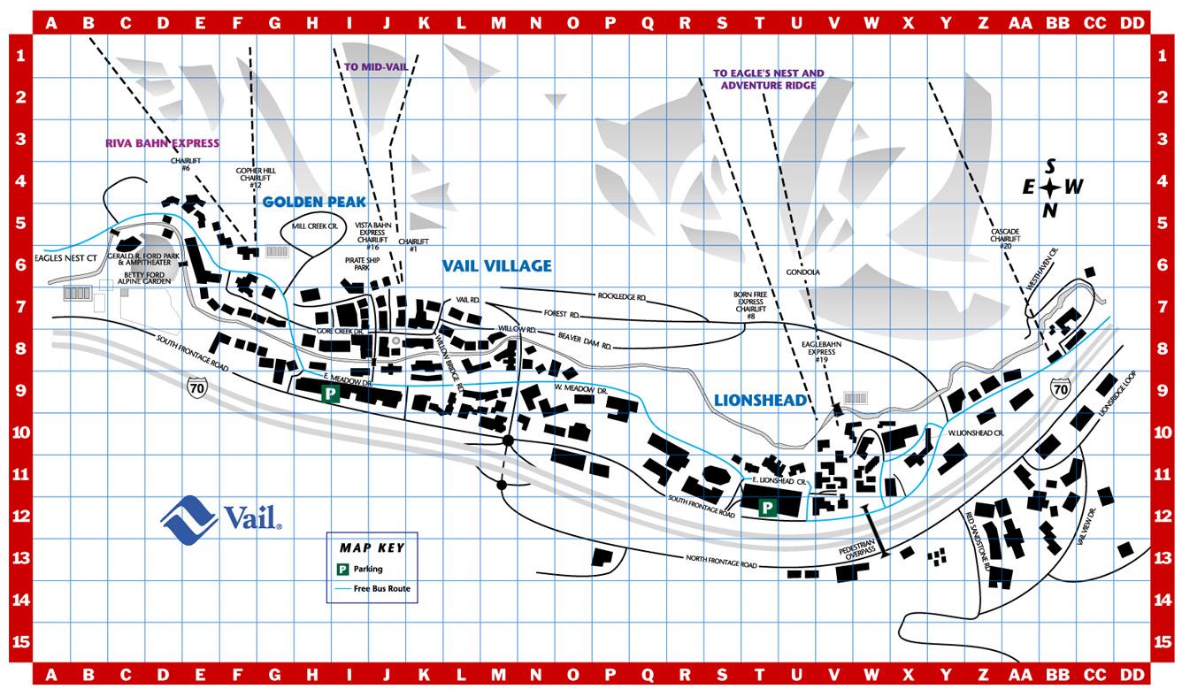 Colorado Condo Rentals - Vacation in CO - Vail Lodging | Rocky ...