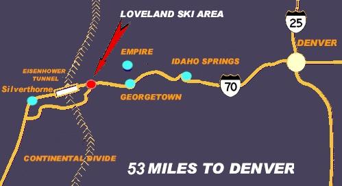 Colorado Vacation Rentals  Loveland Lodging CO  Rocky